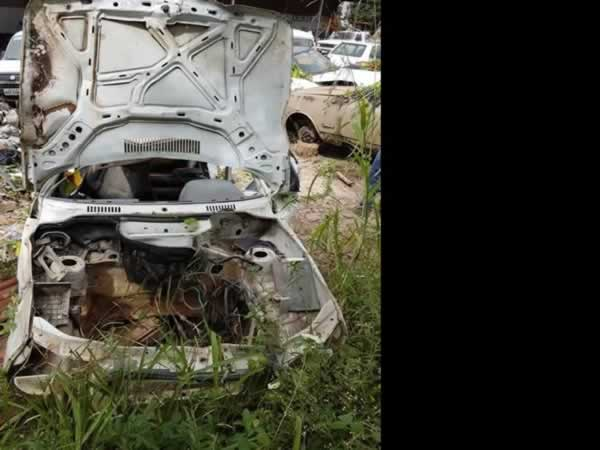 ITEM Nº: 06; Automóvel; Fiat Uno Mille Economy, ANO: 2012/2013, PLACA: 7382, CHASSI: 295,