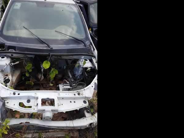 ITEM Nº: 17; Automóvel; Renault Sandero Auth 10, ANO: 2015/2015, PLACA: 0873, CHASSI: 172