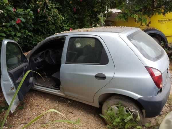 ITEM Nº: 25; Automóvel; GM Celta 4P Life, ANO: 2010/2011, PLACA: 4746, CHASSI: 229, COR: