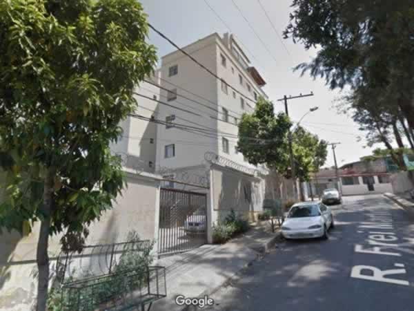 ITEM Nº: 018; BELO HORIZONTE; Apartamento, 43,9 m2 de área privativa, 2 qts, a.serv, WC,