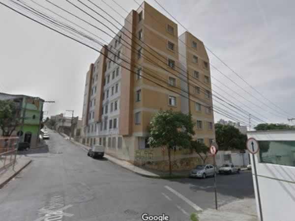 ITEM Nº: 021; BELO HORIZONTE; Apartamento, 74,28 m2 de área privativa, 3 qts, a.serv, WC,