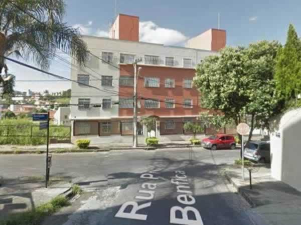 ITEM Nº: 011; BELO HORIZONTE; Apartamento, 64,53 m2 de área privativa, 3 qts, a.serv, WC,