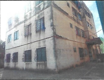 ITEM Nº: 042; BETIM; Apartamento, 44,95 m2 de área privativa, 2 qts, a.serv, WC, sl, cozi
