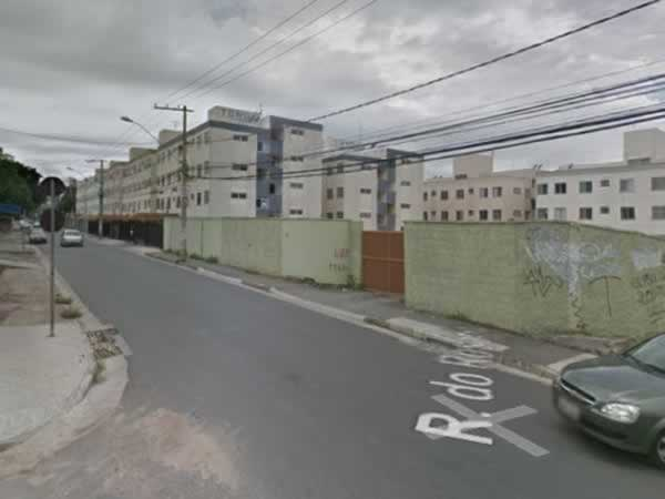 ITEM Nº: 036; BETIM; Apartamento, 46,69 m2 de área privativa, varanda, a.serv, WC, 2 sls,