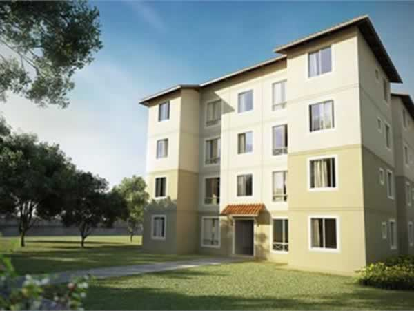 ITEM Nº: 029; BETIM; Apartamento, 52,35 m2 de área privativa, 2 qts, a.serv, WC, sl, cozi