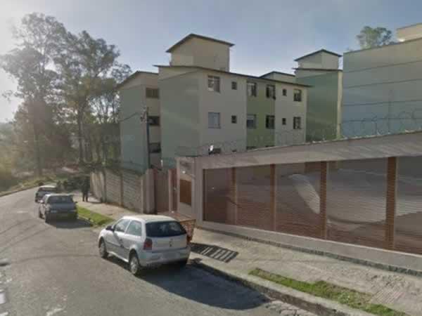 ITEM Nº: 019; BELO HORIZONTE; Apartamento, 44,81 m2 de área privativa, 2 qts, a.serv, 2 W