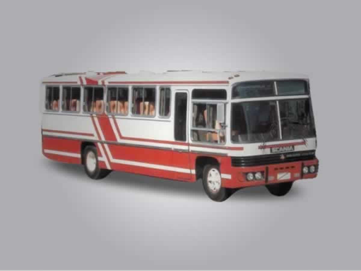 Bom Despacho - VEÍCULO B111 SCANIA, ANO: 1985/1985,  COR: Prata, PLACA 2339, CHASSI TSP Va