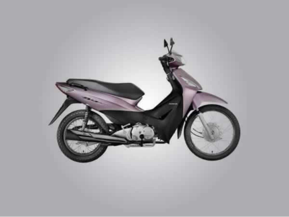 Pará de Minas - Biz 125 KS Honda, ANO: 2006,  COR: Preta, PLACA 5348, CHASSI 674 Valor de ...