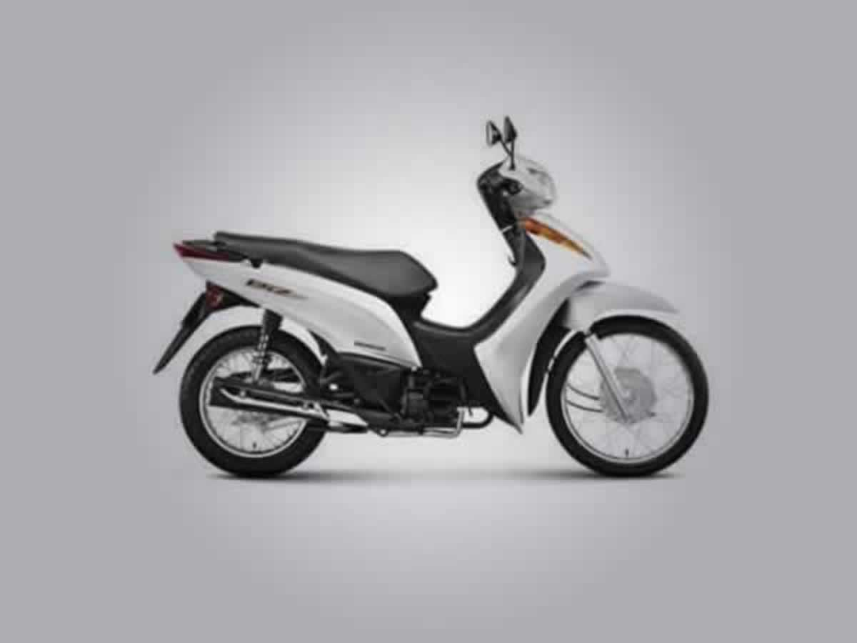 Pará de Minas - Motocicleta Biz 125 ES Honda, ANO: 2011/2012,  COR: Vermelha, PLACA 2774, ...