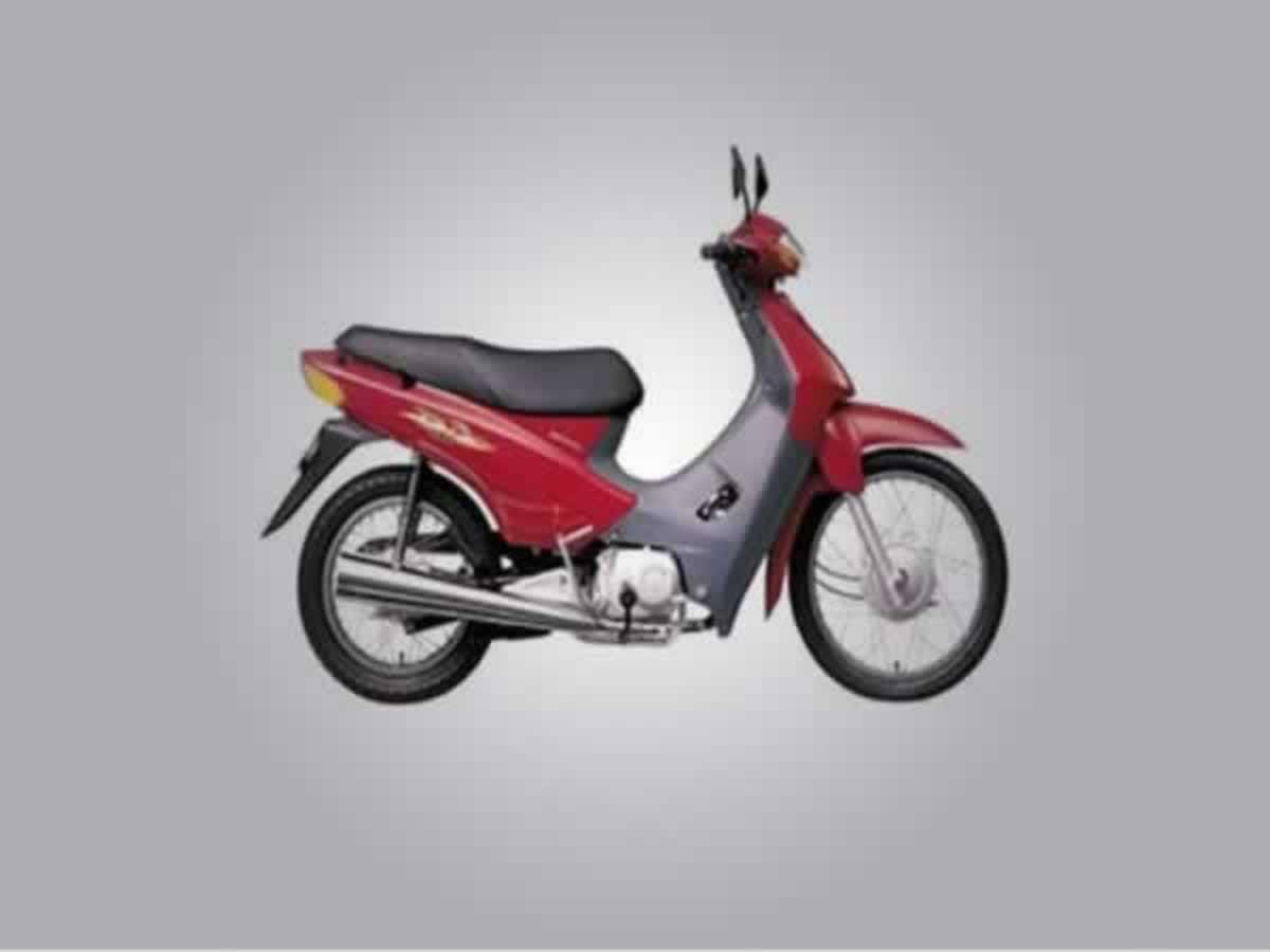 Pará de Minas - C100 Biz ES Honda, ANO: 2003/2003,  COR: Vermelha, PLACA 8396, CHASSI 684 ...