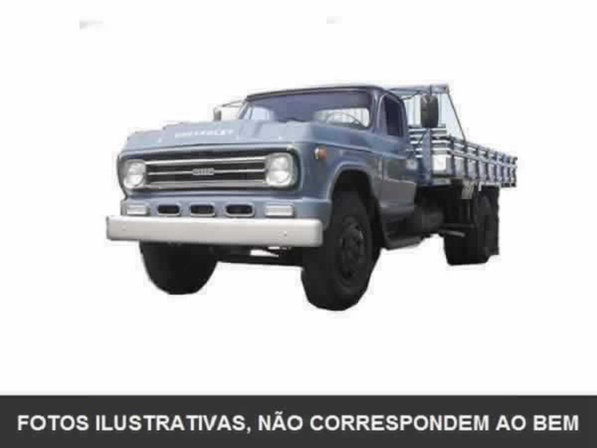 Baependi - Caminhão D-60 GM/Chevrolet, ANO: 1973/1973, COR: Branca, PLACA 7207, CHASSI 40T...