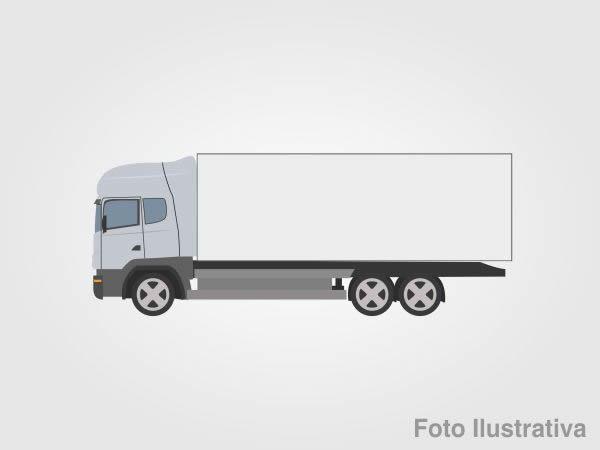 Bambuí - Caminhão Truck L1316 Mercedes Benz, ANO: 1985/1985,  COR: branca, PLACA 4369, CHA...