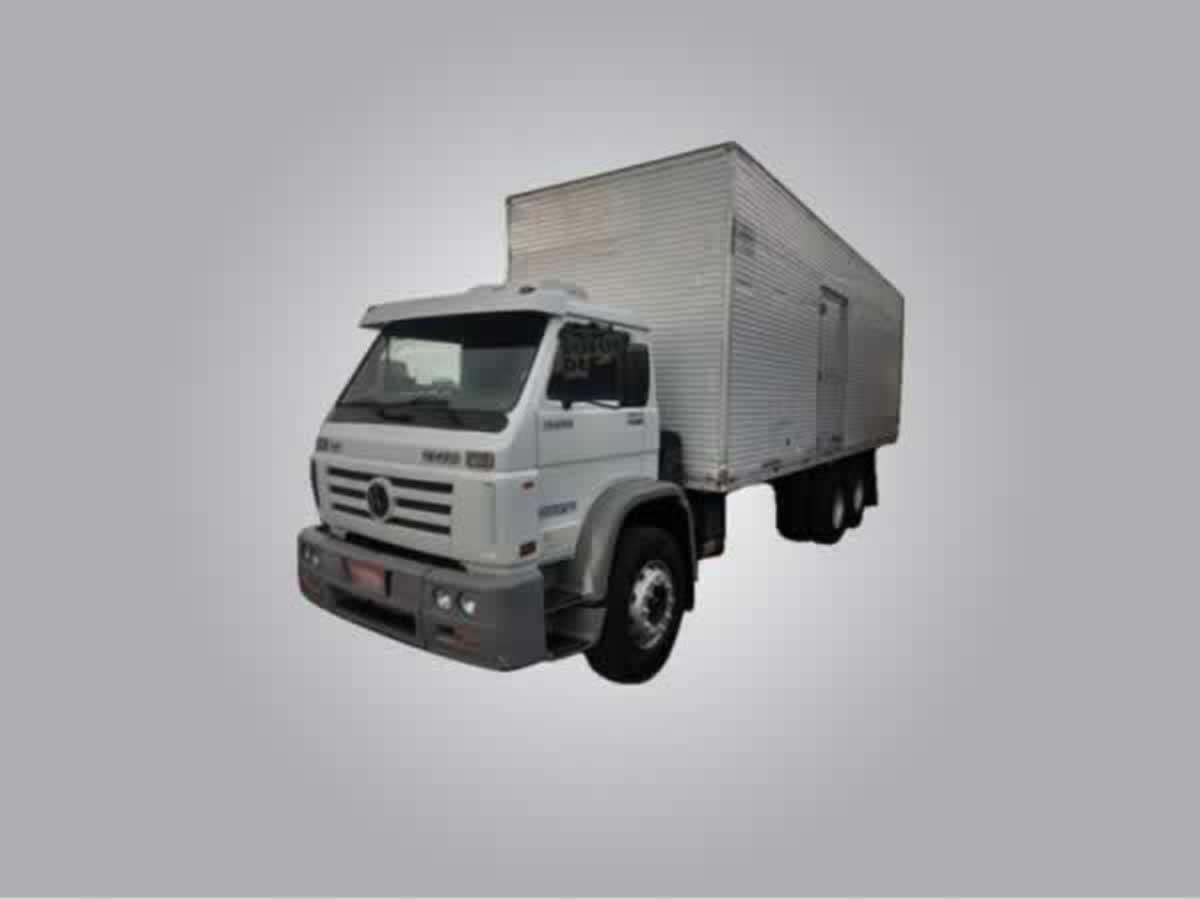 Timóteo - Caminhão 23.220 VW, ANO: 2003/2004, COR: Branca, PLACA 2754, CHASSI 446 Valor de