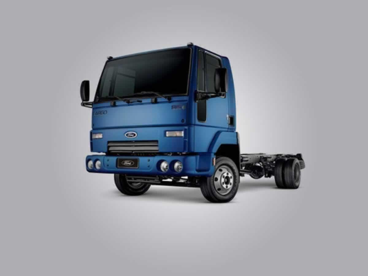 Jaíba - Caminhão Cargo 815 Ford, ANO: 2011/2012, COR: Prata, PLACA 4849, CHASSI 071 Valor