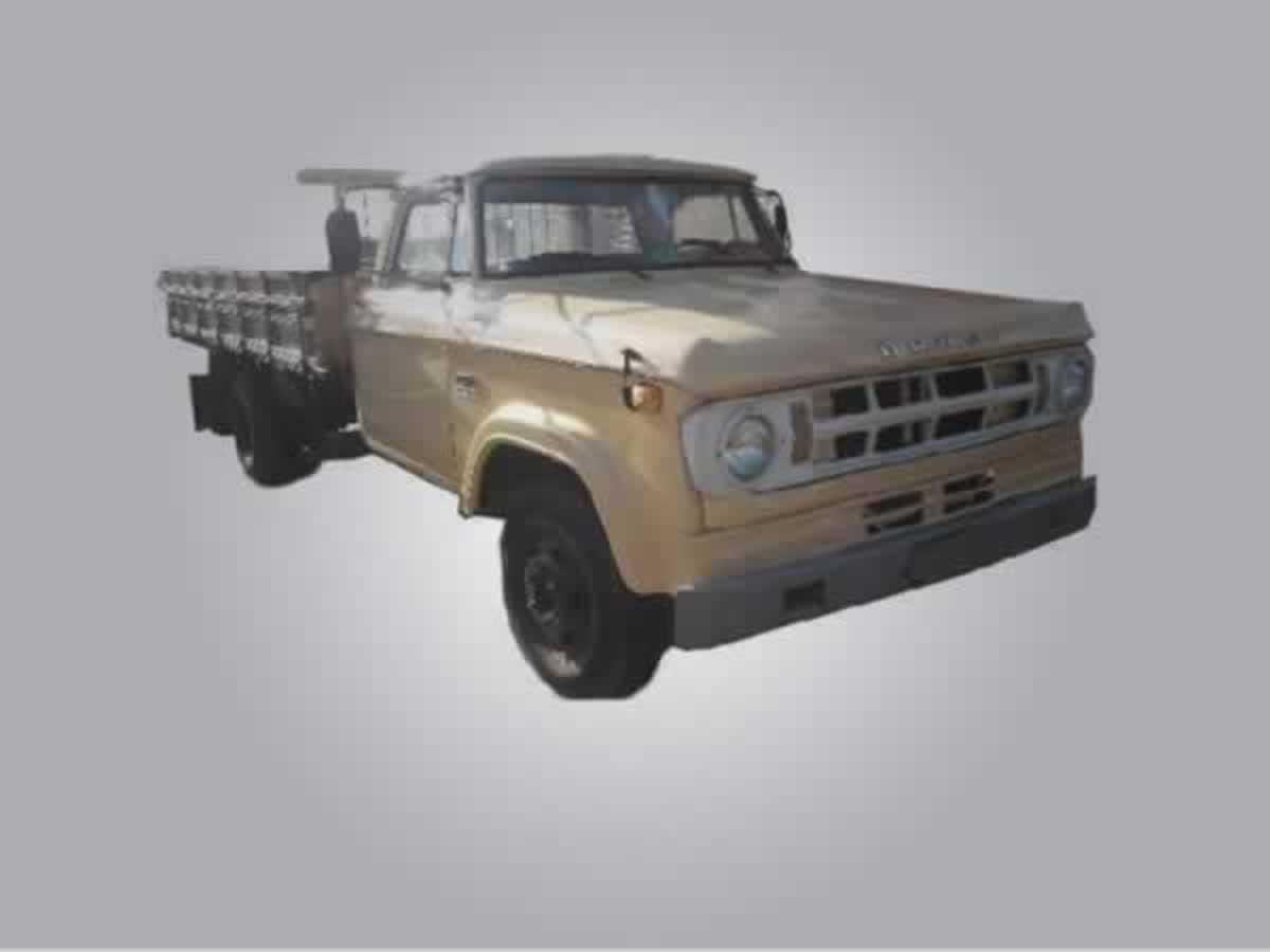 Soledade de Minas - D400 Dodge, ANO: 1972/1972, COR: , PLACA 4505, CHASSI 094 Valor de IPV