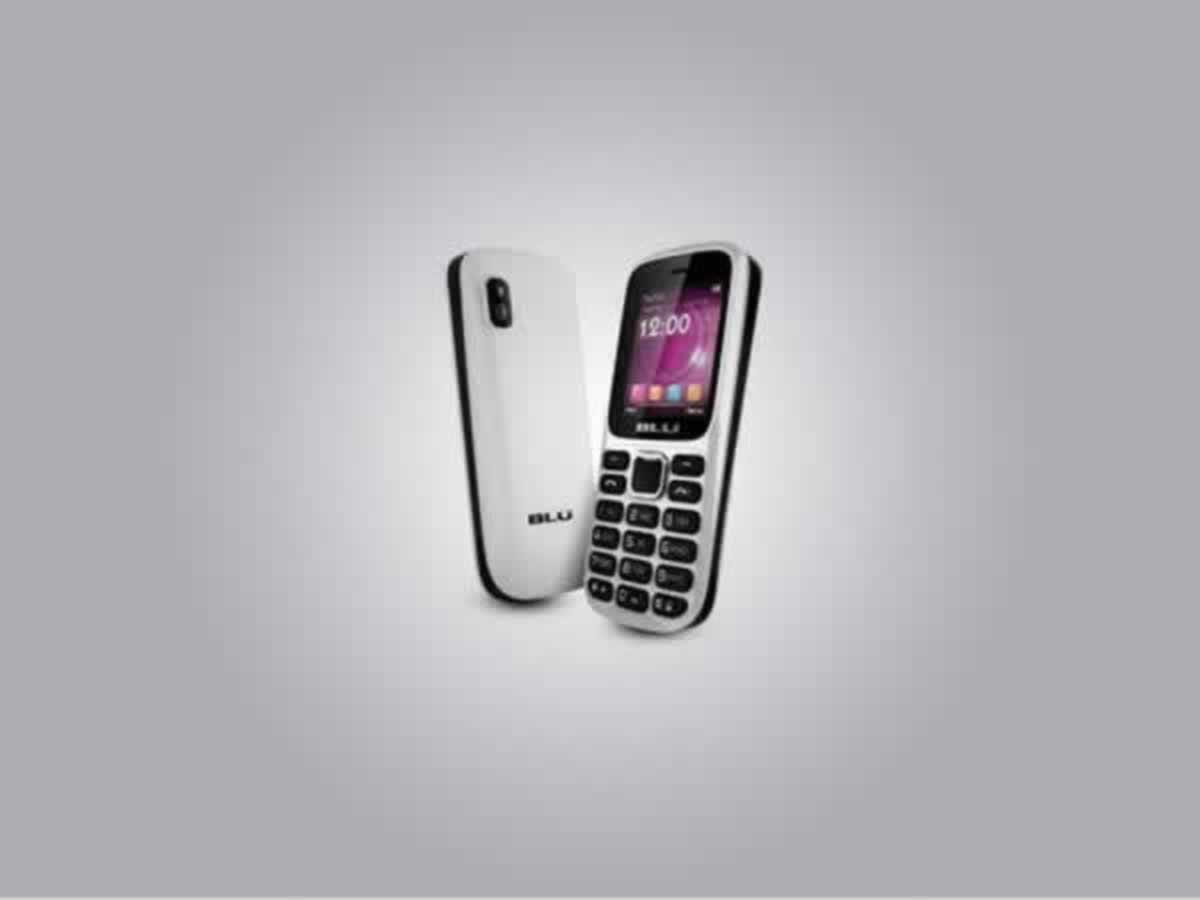 Luz - Aparelho celular Aria Blu cor branca, 2 chips, em funcionamento.  ==> IMPORTANTE: O