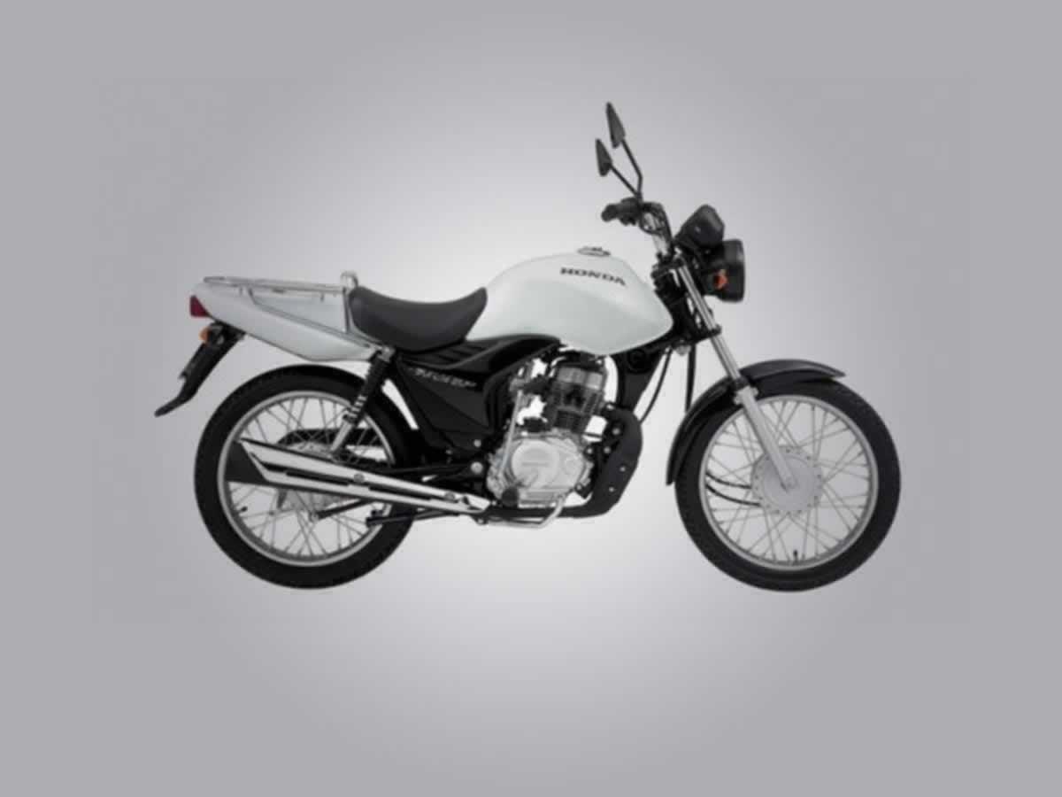 Visconde do Rio Branco - Moto CG 125 Cargo ES Honda, ANO: 2012/2012,  COR: Branca, PLACA 5...