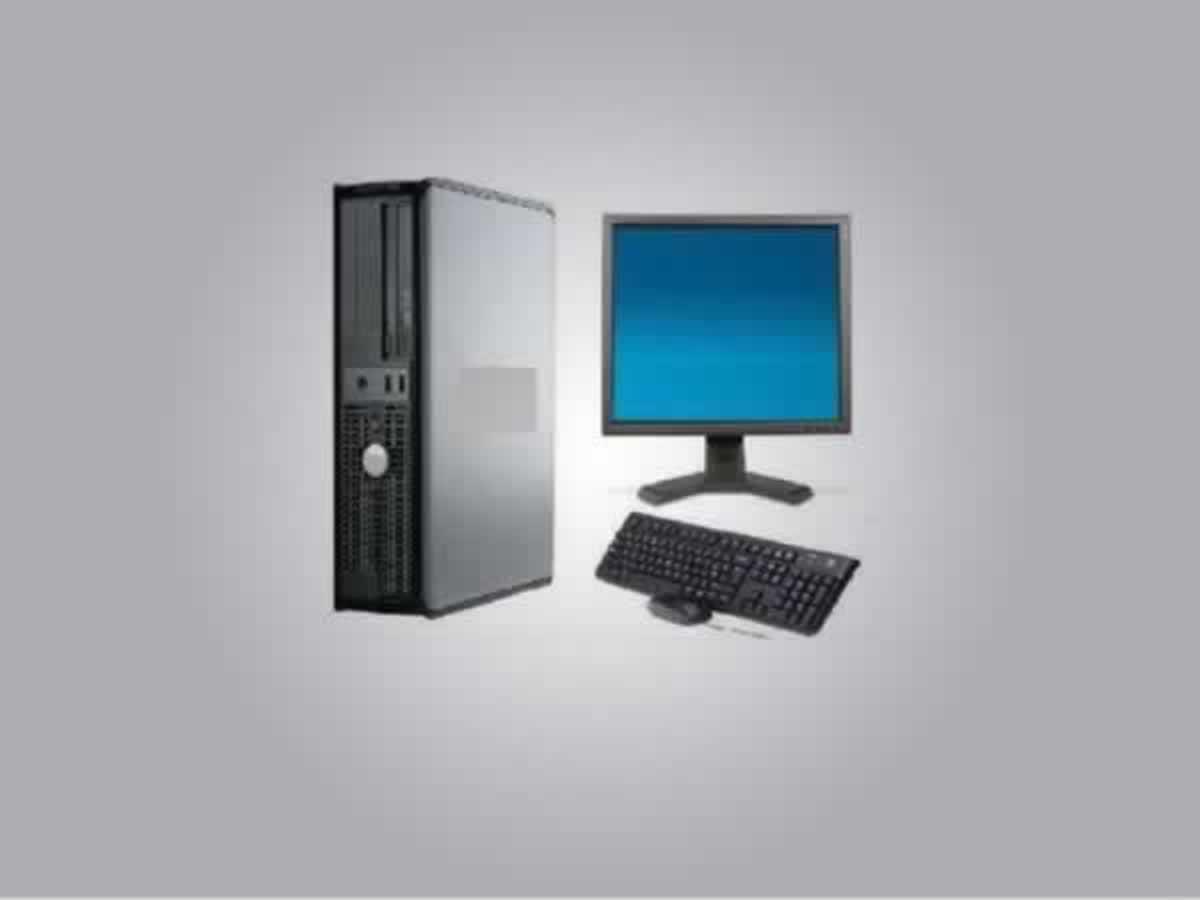 Pará de Minas - Quant.: 3 - Computadores Completos monitores 14 polegadas J-CS Teclados, m...
