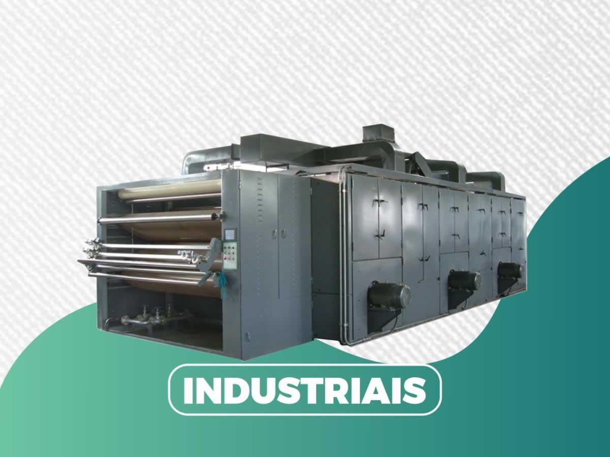 Máquina de Fábrica de Tecido