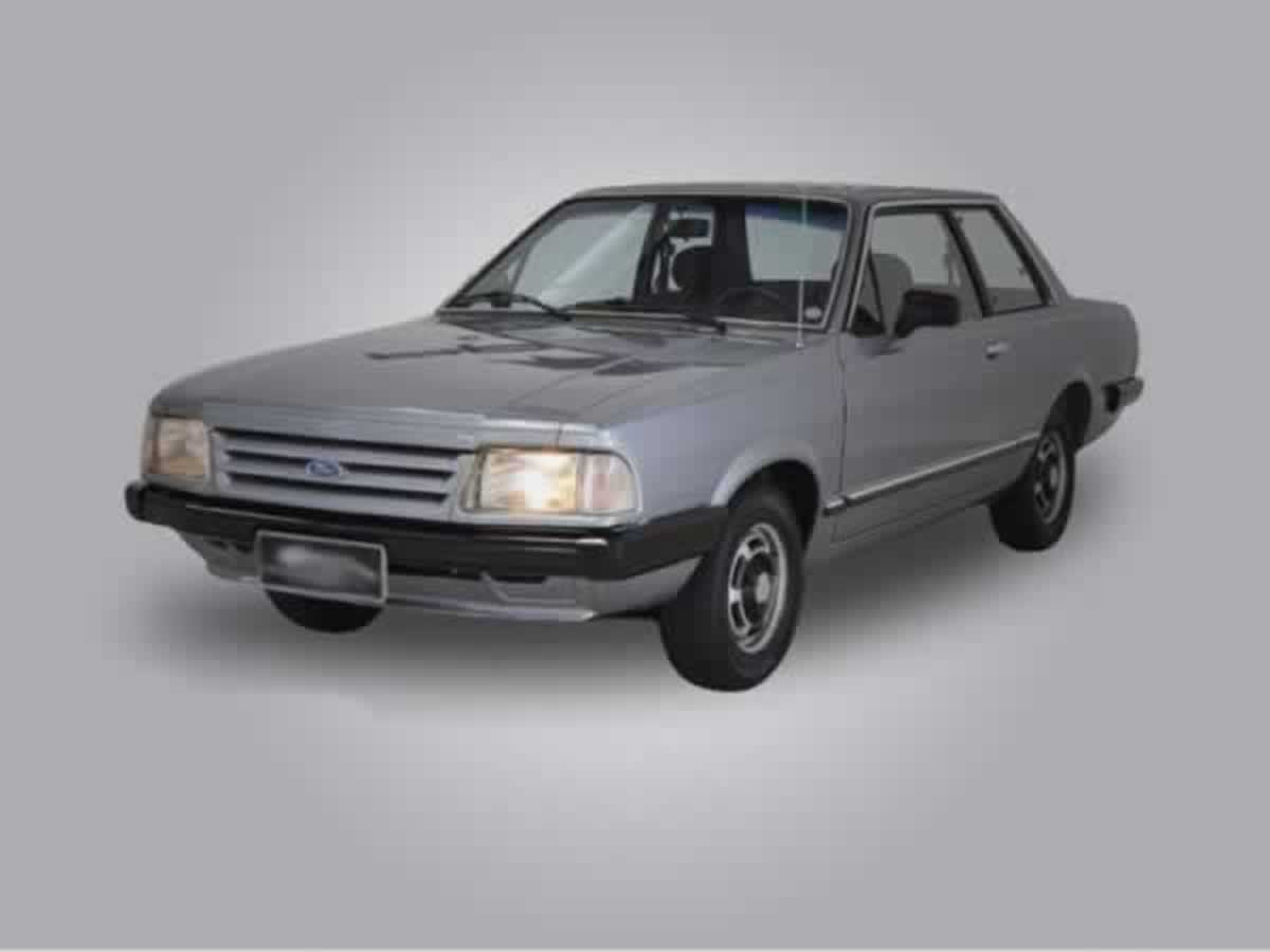 Pará de Minas - Del Rey Ford, ANO: 1988/1988,  COR: Cinza, PLACA 0442, CHASSI 960 Valor de...