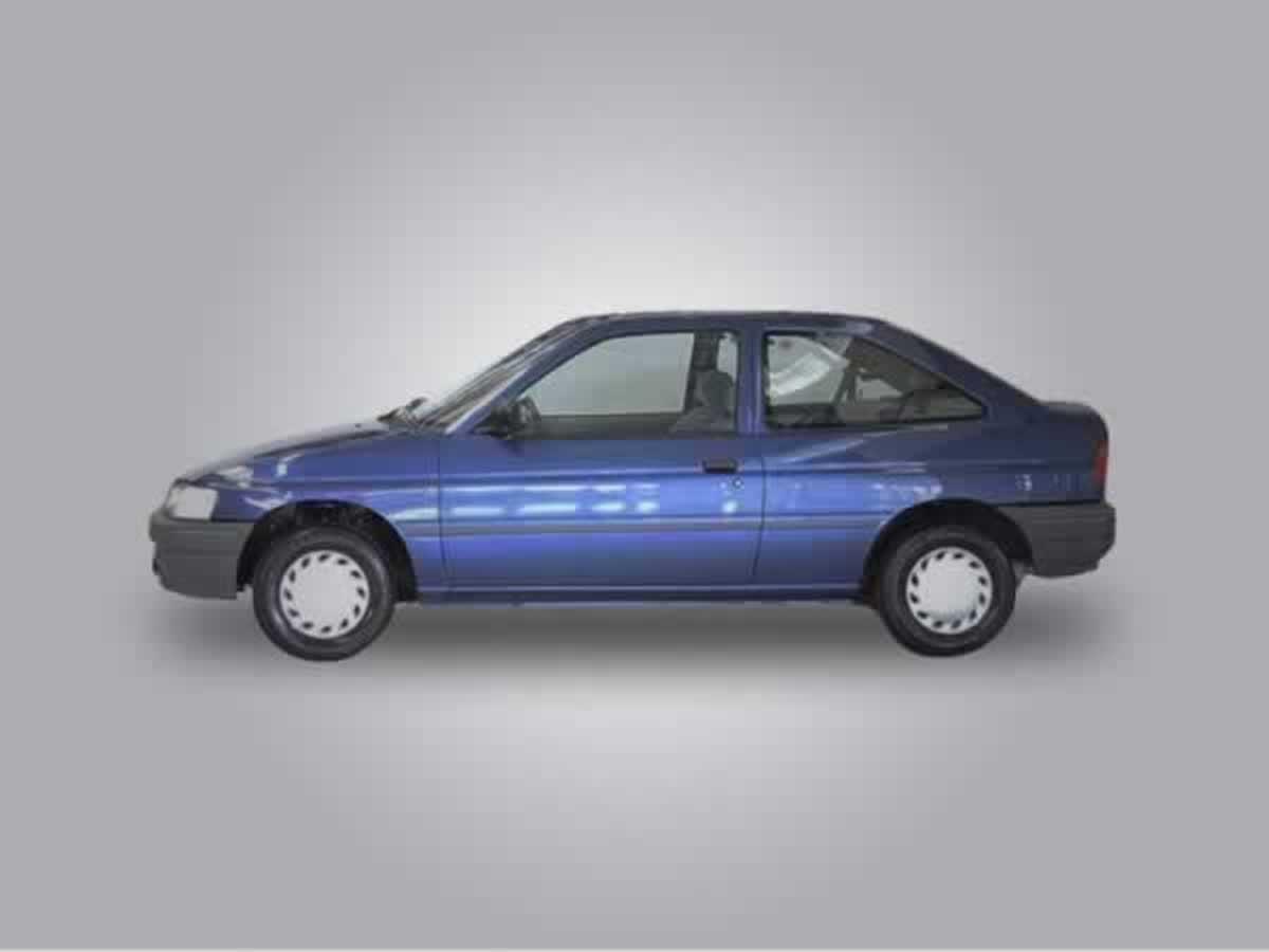 Betim - Veículo Escort 1.8 GL IMP/Ford, ANO: 1996/1996,  COR: Vermelha, PLACA 2248, CHASSI...