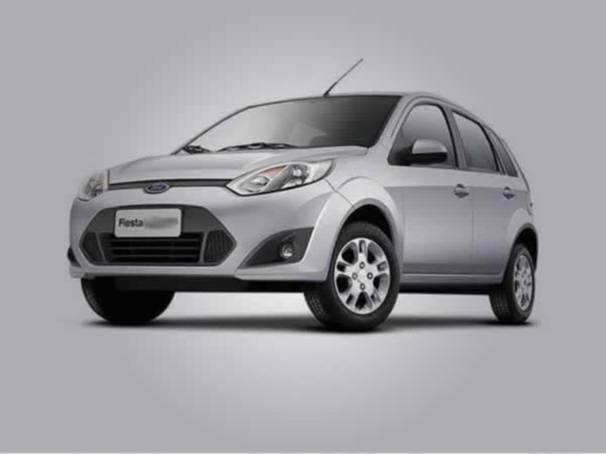 Paracatu - Veículo Fiesta Ford, ANO: 2010/2010,  COR: Preto, PLACA 4517, CHASSI 613 Valor ...
