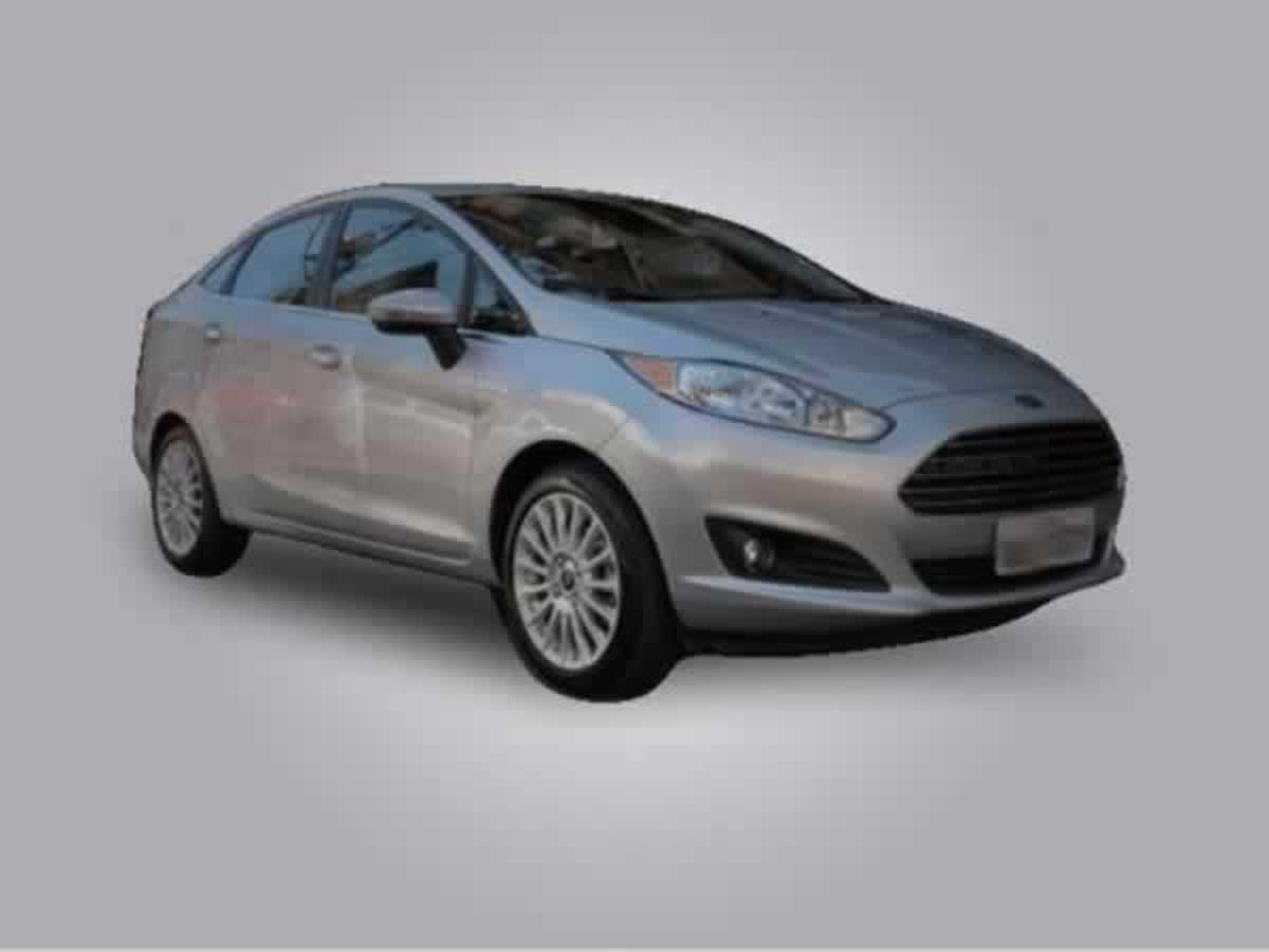 Formiga - Fiesta SD 1.6LSE Ford, ANO: 2013/2014,  COR: Prata, PLACA 2585, CHASSI 471, Lice...