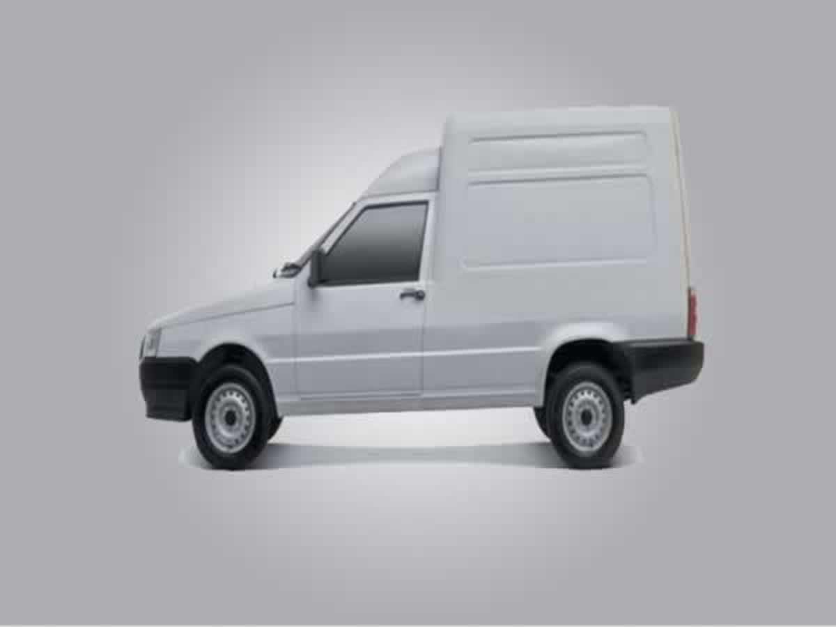Bicas - Veículo Fiorino IE Fiat, ANO: 2002/2002, COR: Branca, PLACA 6061, CHASSI 959 Valor