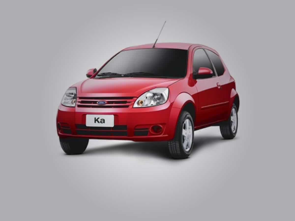 Alfenas - KA FLEX 1.0 Ford, ANO: 2008/2009,  COR: Vermelha, PLACA 7750, CHASSI 046 Valor d...