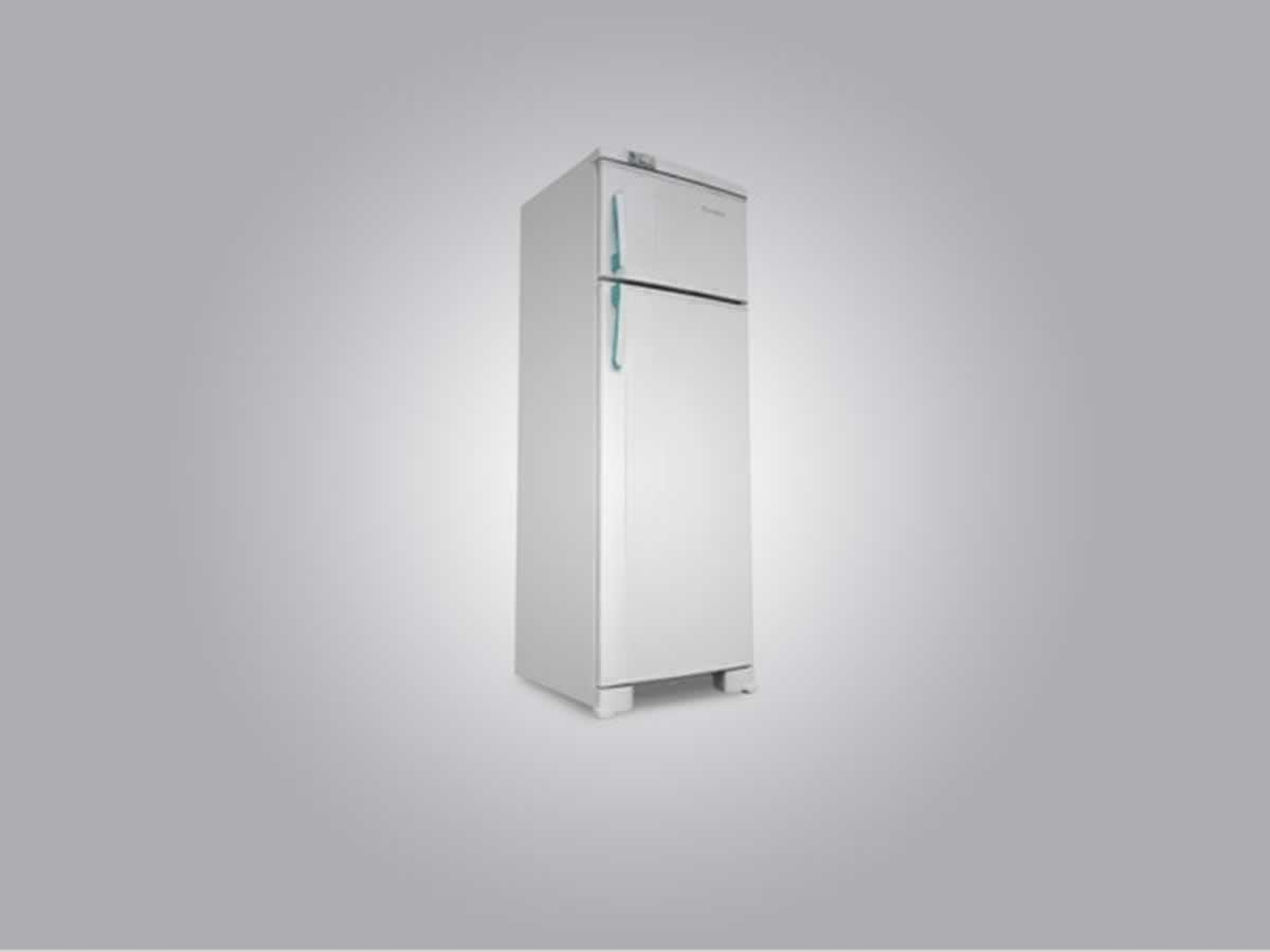 Santos Dumont - Freezer RCD 37 Esmaltec Cor branca, vertical. ==> IMPORTANTE: O primeiro l