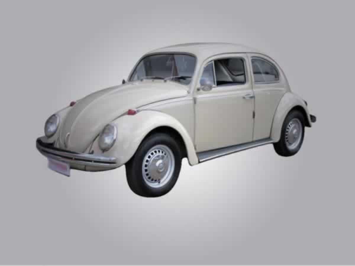 Bom Sucesso - Fusca 1300 VW, ANO: 1975/1975,  COR: Azul, PLACA 0931, CHASSI 050, Licenciad
