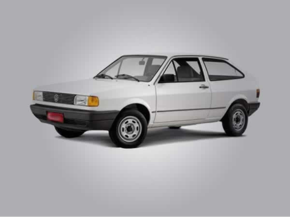 Cláudio - Veículo Gol 1000 I VW, ANO: 1996/1996, COR: Vermelha, PLACA 5313, CHASSI 737 Val...