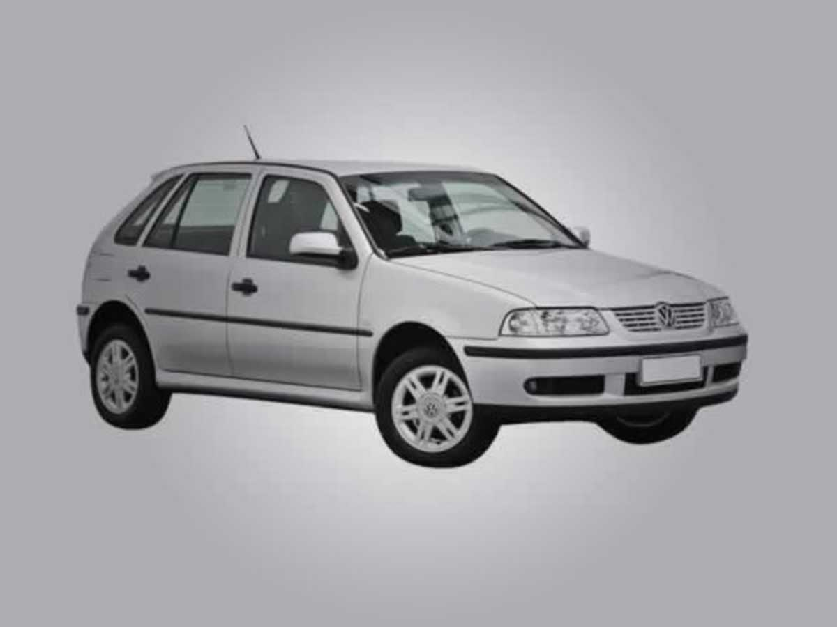 Medina - Gol 16V POWER VW, ANO: 2002/2002,  COR: Cinza, PLACA 2169, CHASSI 654 Valor de IP