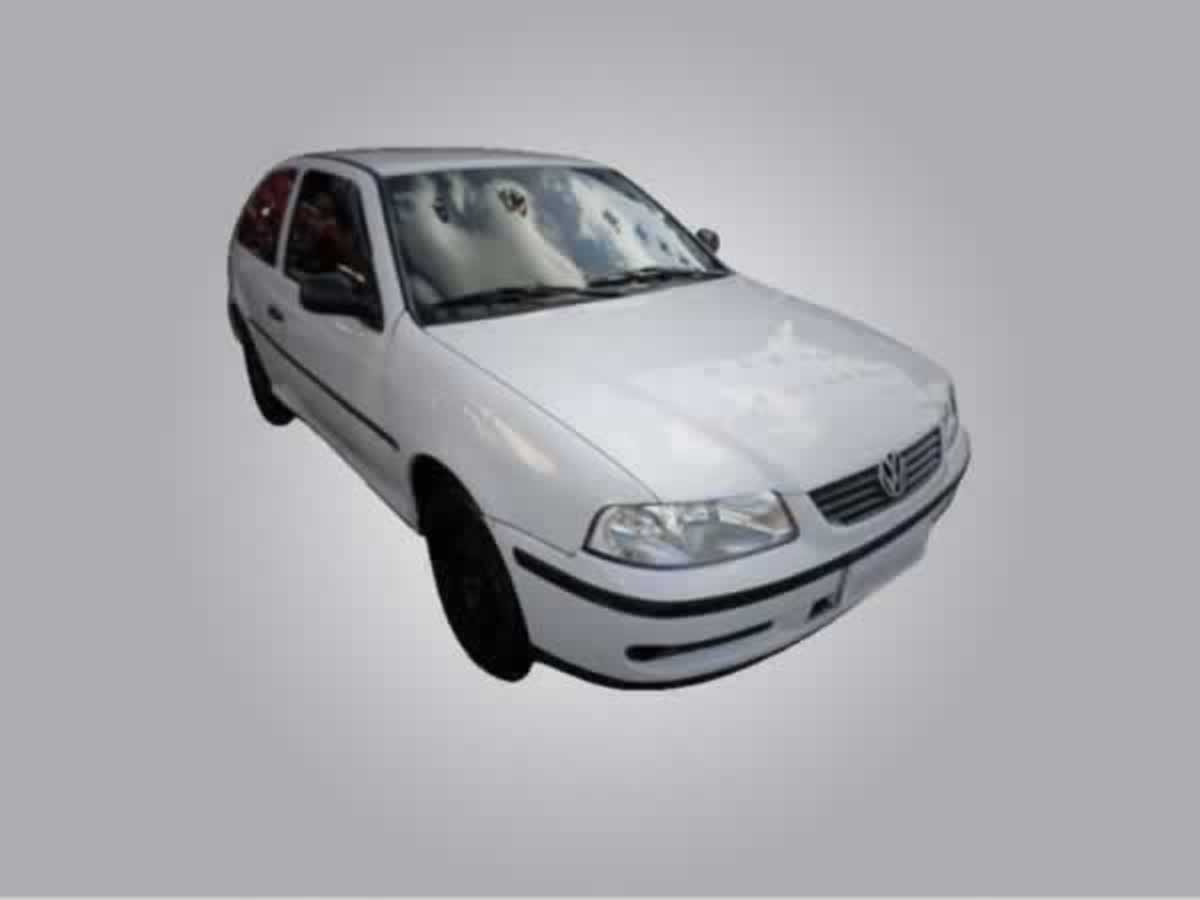Frutal - AUTOMÓVEL  GOL 1.0 VW, ANO: 2005/2006,  COR: CINZA, PLACA 0555, CHASSI 093 Valor