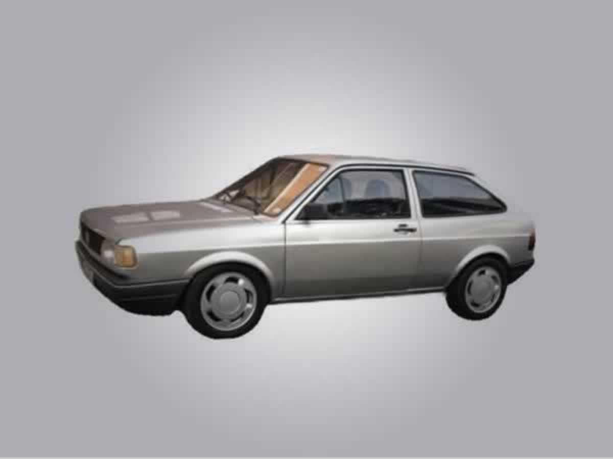 Pará de Minas - Gol CL VW, ANO: 1991/1992,  COR: Branca, PLACA 9336, CHASSI 824 Valor de I...