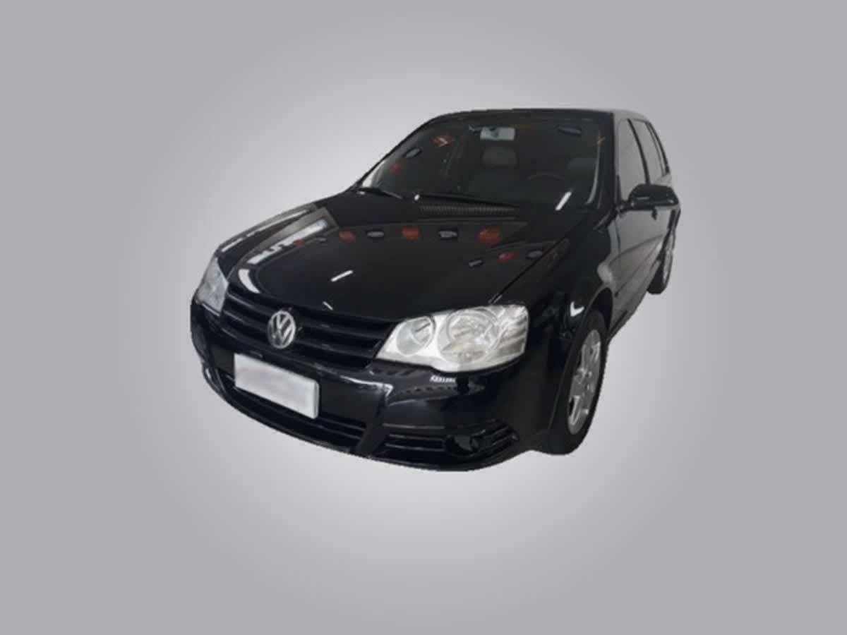 Ituiutaba - Automóvel Golf 1.6 Sportline VW, ANO: 2008/2009,  COR: Preta, PLACA 3477, CHAS...