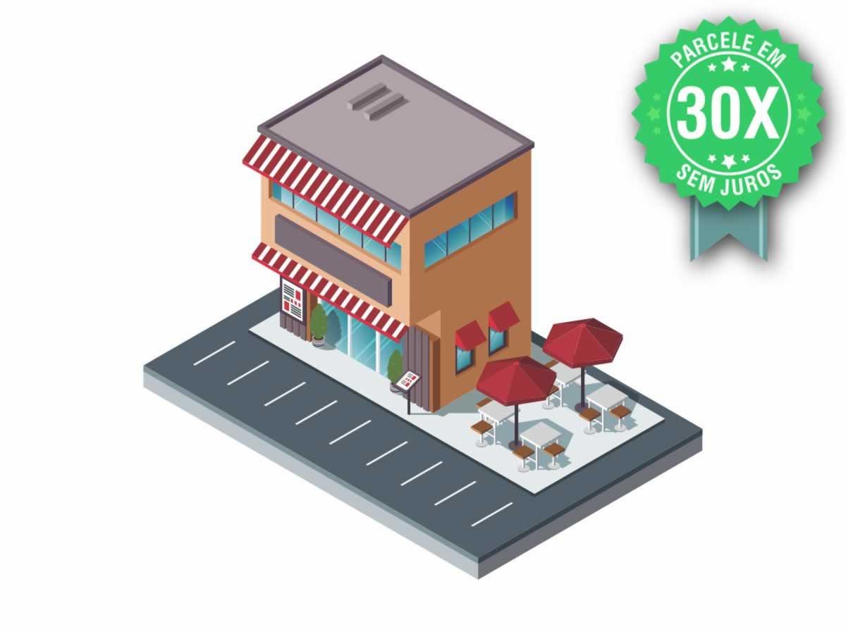 Pirapora - Imóvel comercial com 27,00m²,  Rua Presidente Kennedy, 281, Centro, Pirapora , ...