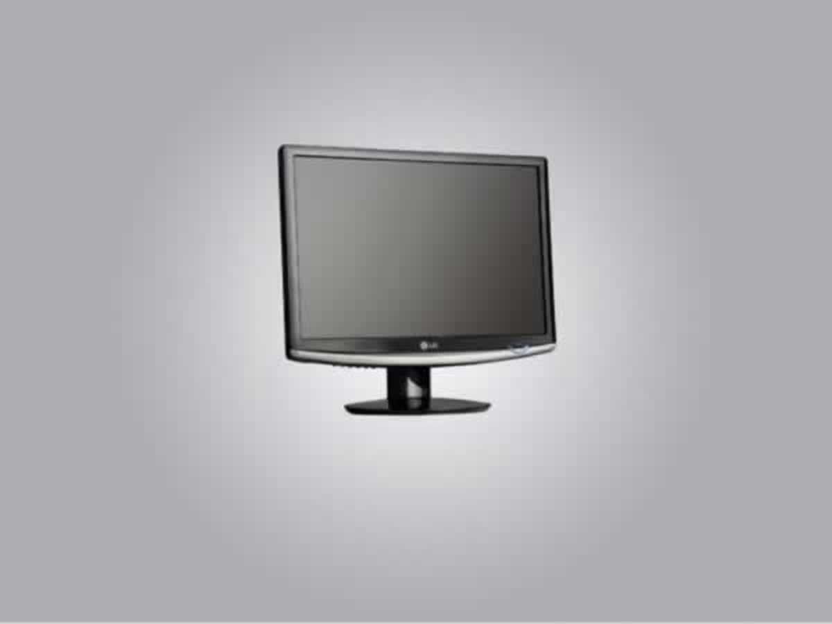 Itaúna - Monitor LG Flatron W 1752T    ==> IMPORTANTE: O primeiro leilão será dia 04/04/20