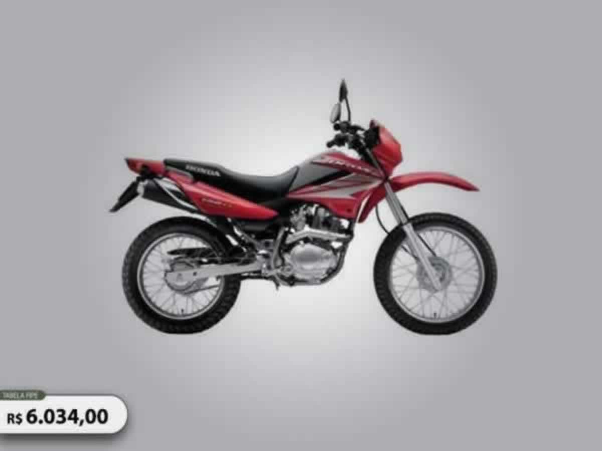 Caratinga - Motocicleta NXR 150 Bros ES Honda, ANO: 2009/2009,  COR: Vermelha, PLACA 2873,...