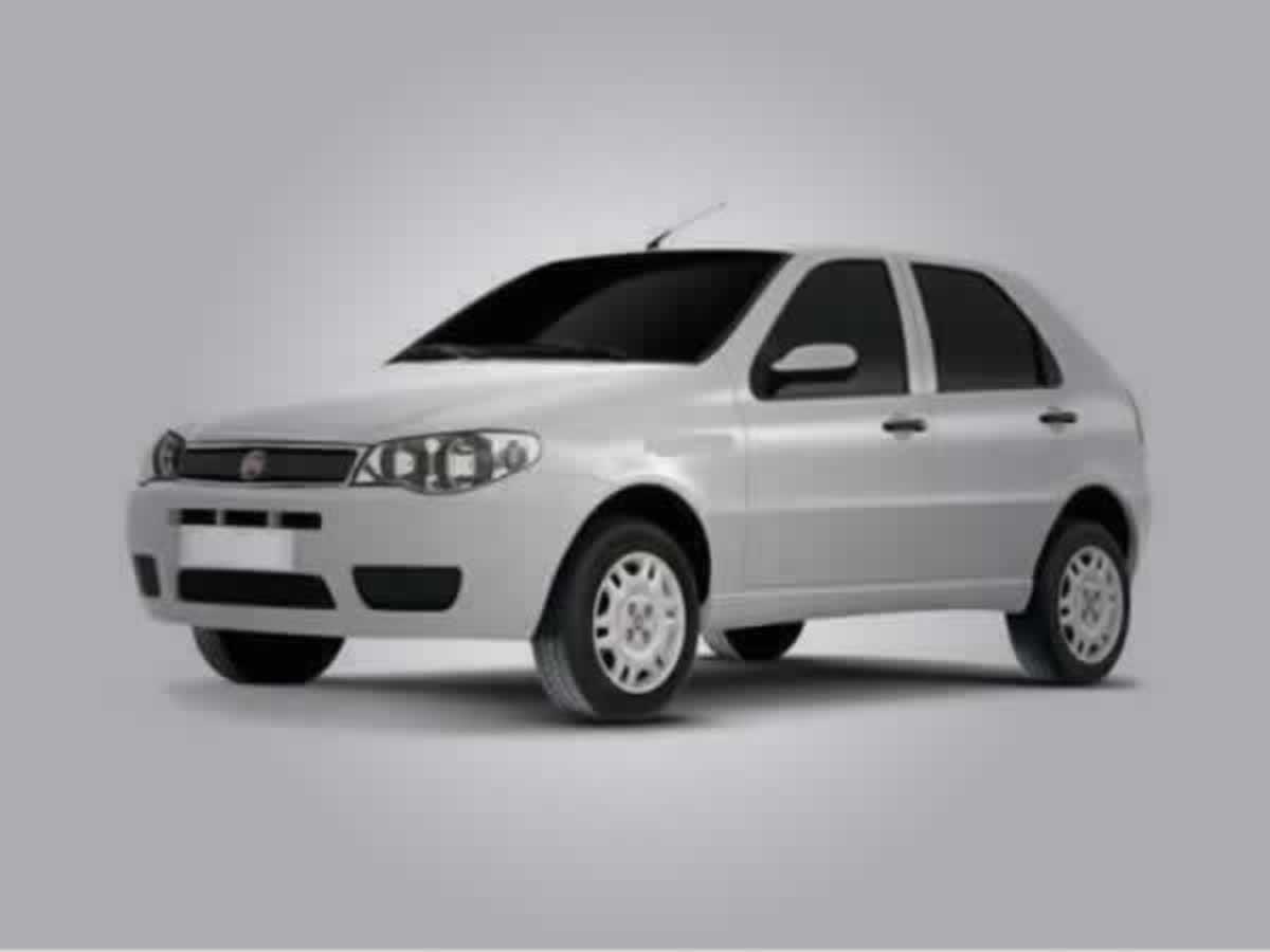 Pará de Minas - Veículo Palio Fire 1.0 FIAT, ANO: 2007/2007,  COR: Cinza, PLACA 0332, CHAS...