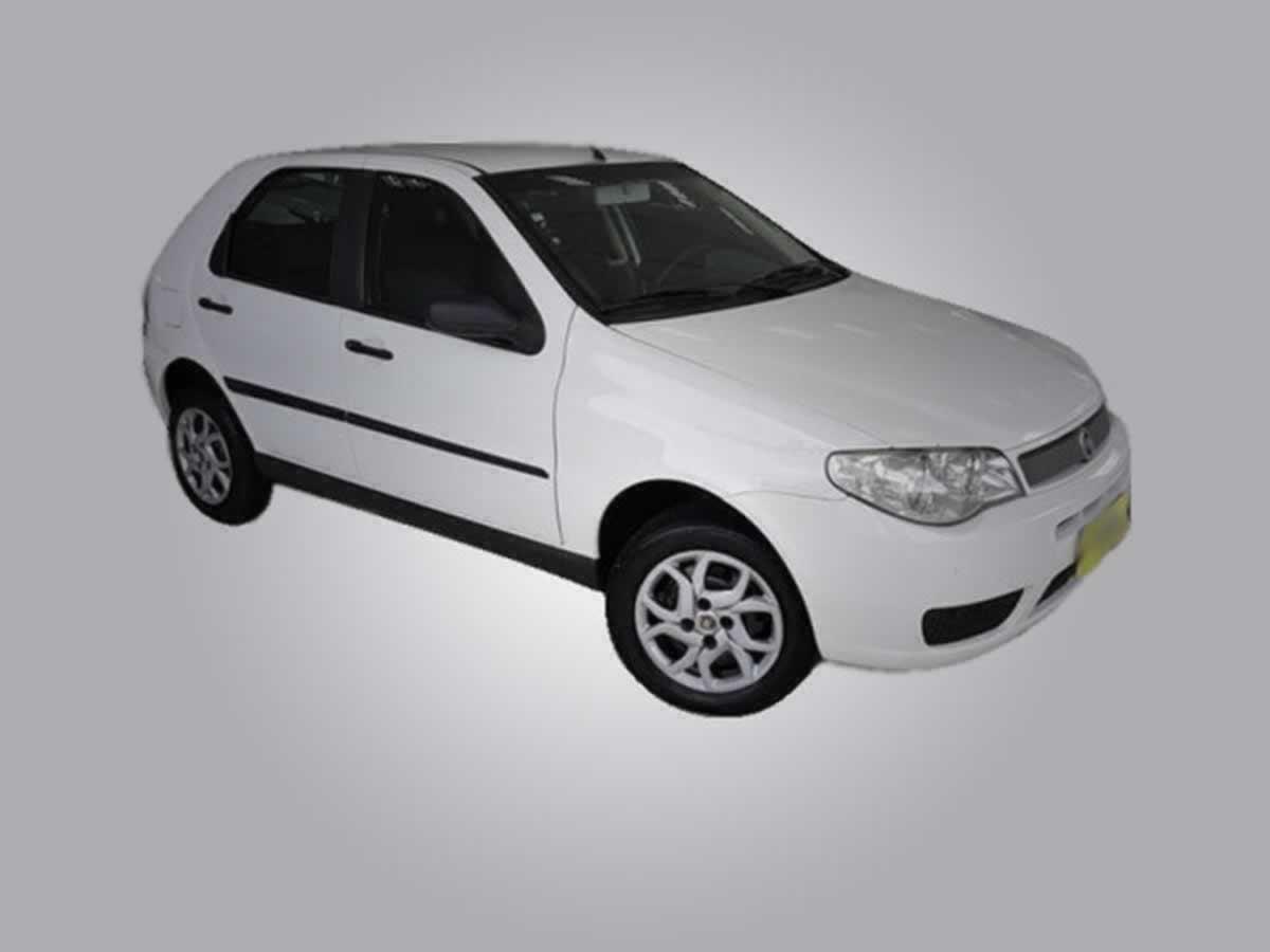 Três Corações - Veículo Palio ELX 1.0 FIAT, ANO: 2007/2008,  COR: , PLACA 1994, CHASSI 194...