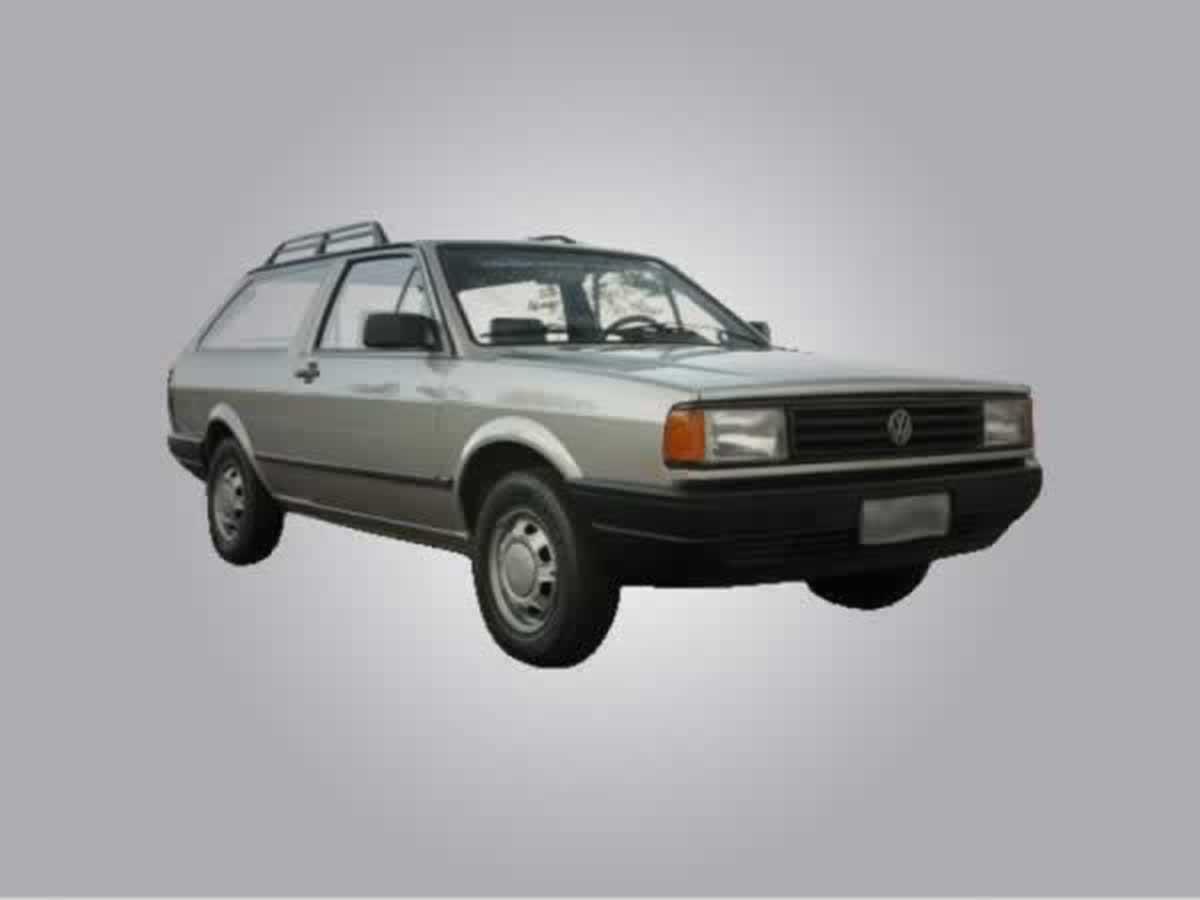 Piumhi - Parati CL VW, ANO: 1987,  COR: Prata, PLACA 4416, CHASSI 672 Valor de multas: R$ ...