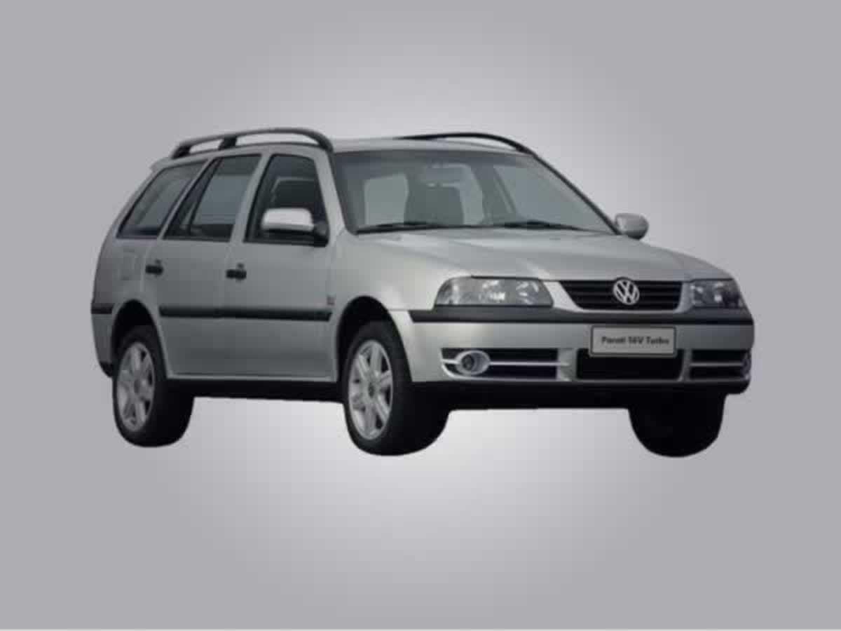 Pará de Minas - Veículo Parati 2.0  Crossover VW, ANO: 2003/2003,  COR: Prata, PLACA 1987,...