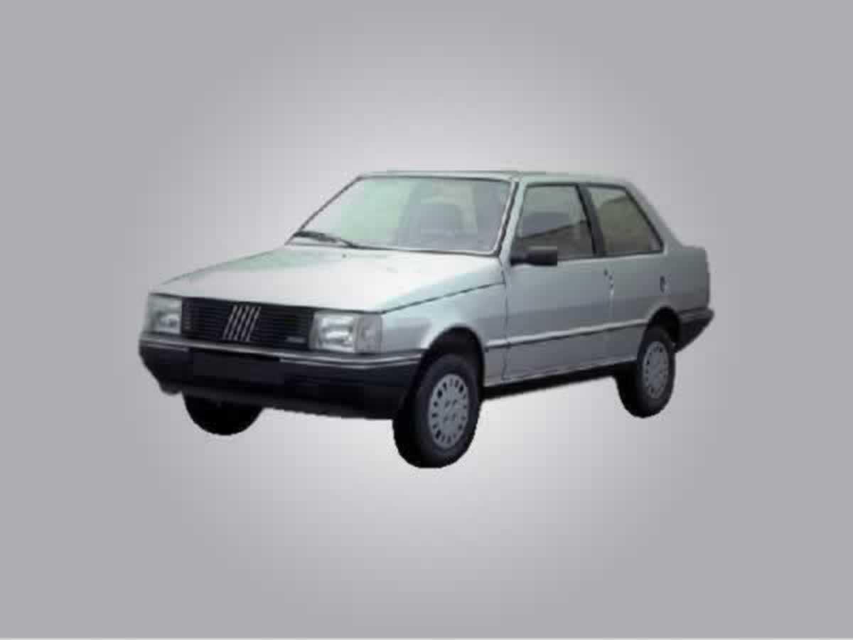 Abaeté - Veículo Premio CSL FIAT, ANO: 1989/1989,  COR: Vermelha, PLACA 8445, CHASSI 581 V...