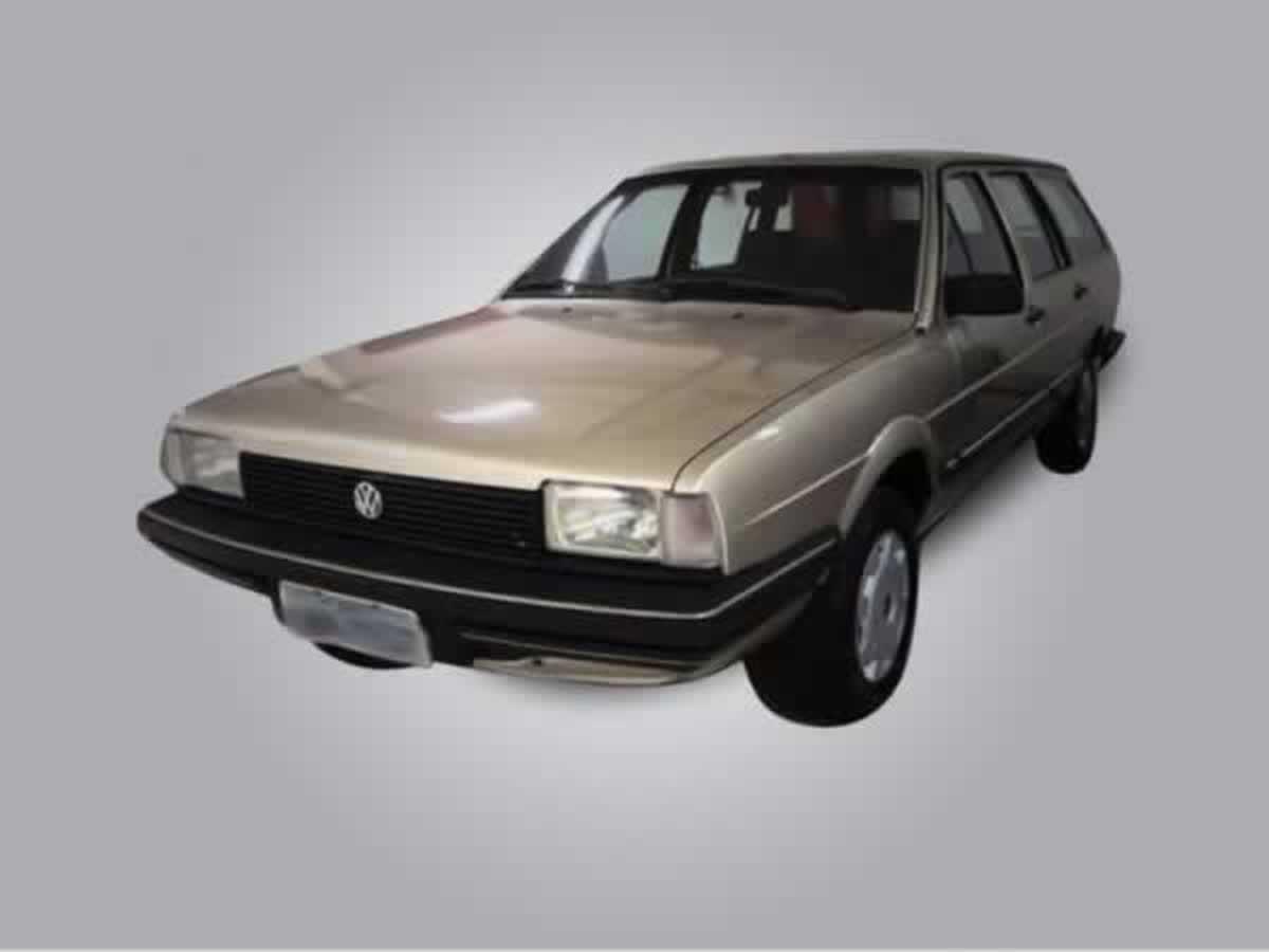 Bom Despacho - Veículo Quantum GL 2000 VW, ANO: 1992/1993,  COR: Bege, PLACA 7725, CHASSI