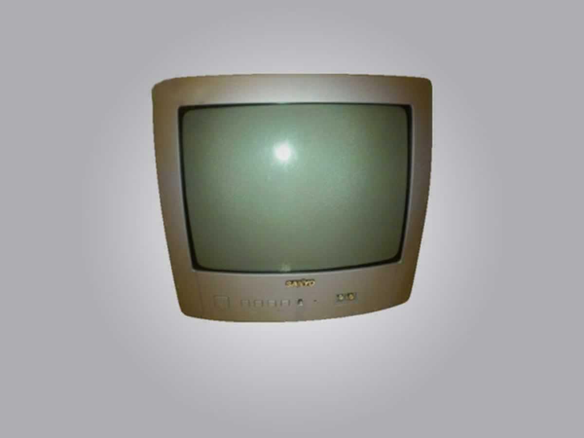 Bocaiúva - Televisão Sanyo 20