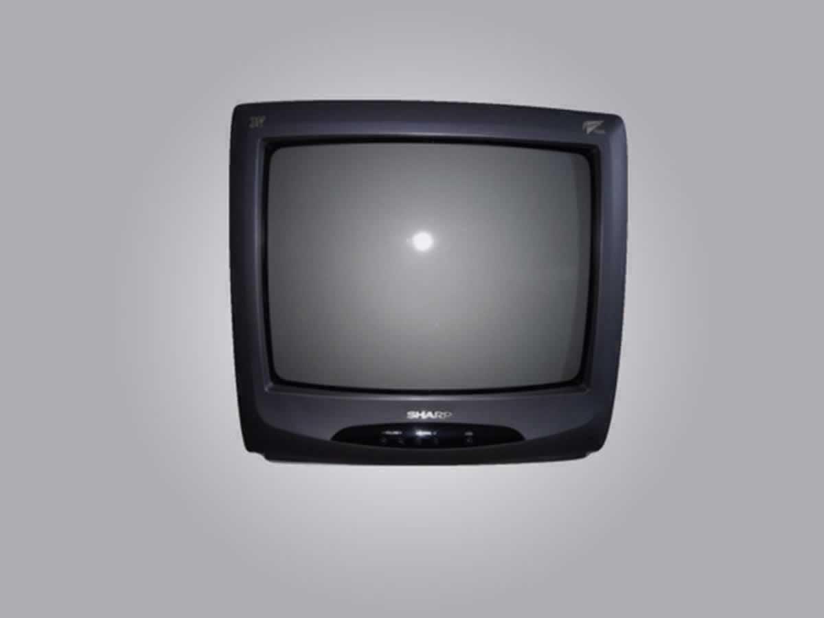 Bocaiúva - Televisão Sharp 14