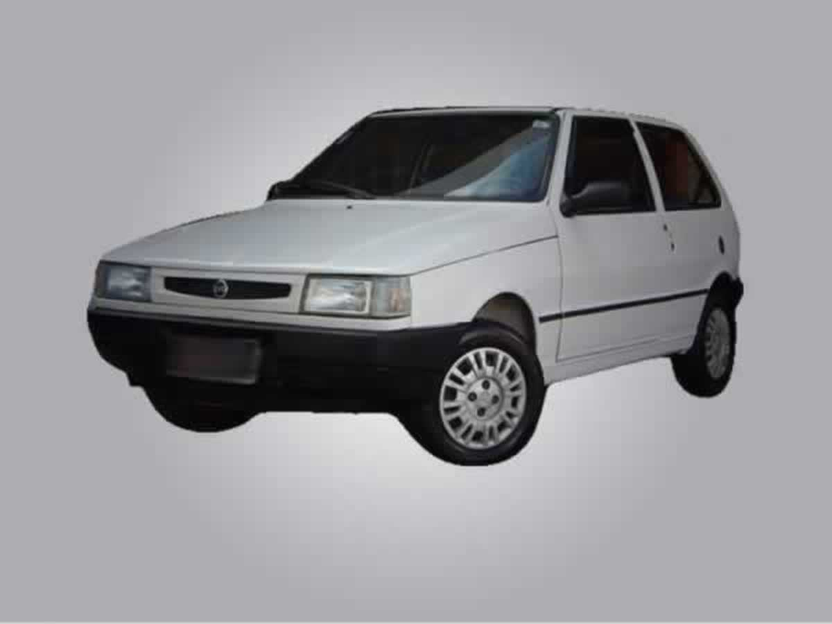 São Lourenço - Uno Mille Smart FIAT, ANO: 2000, COR: Branco, PLACA 8511, CHASSI 849 Valor