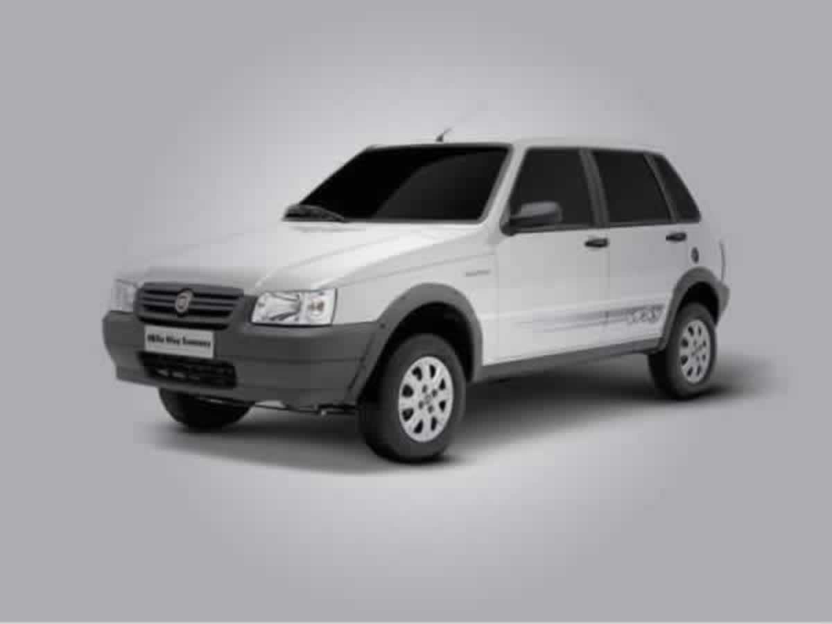 Mercês - Veículo Uno Way 1.0 FIAT, ANO: 2010/2011,  COR: Prata, PLACA 3682, CHASSI 310 Val...