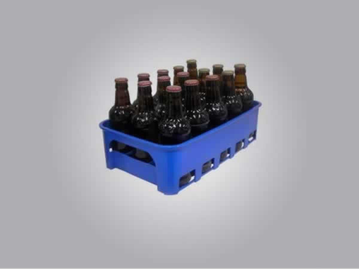 Buritizeiro - Quant.: 50 - Vasilhames de cervejas com garrafeira    ==> IMPORTANTE: O prim...